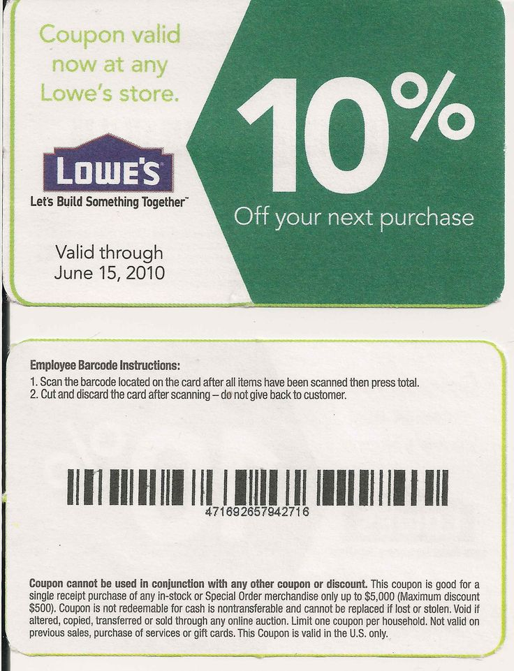 Lowes coupons 20 off 100