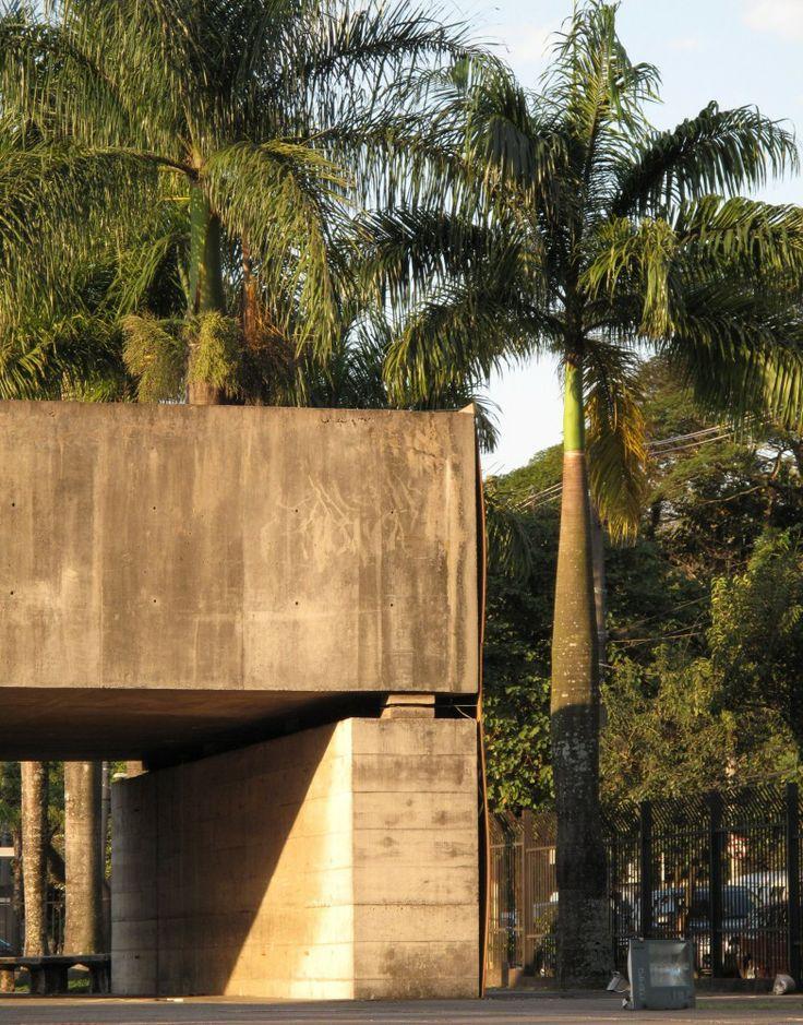 Museu Brasileiro de Escultura (MuBE) / Paulo Mendes da Rocha