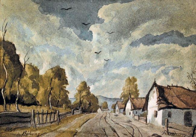 . RUDNAY GYULA (1878-1957)