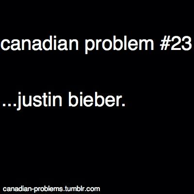 Canada Oh Canada. Canadian Problem. We lived in the same province...