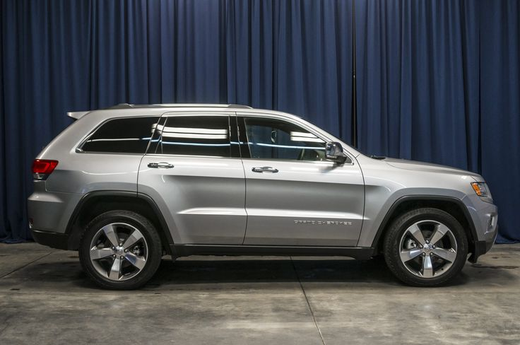 Joydrive : 2015 Jeep Grand Cherokee Limited Sport Utility 4D - Buy this 100% Online @ Joydrive.com