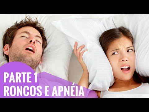 Roncos e apnéia do sono - Parte 1 - YouTube