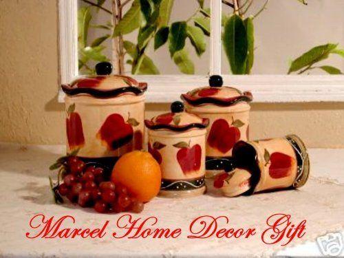 108 Best Images About Kitchen Apple Decor On Pinterest