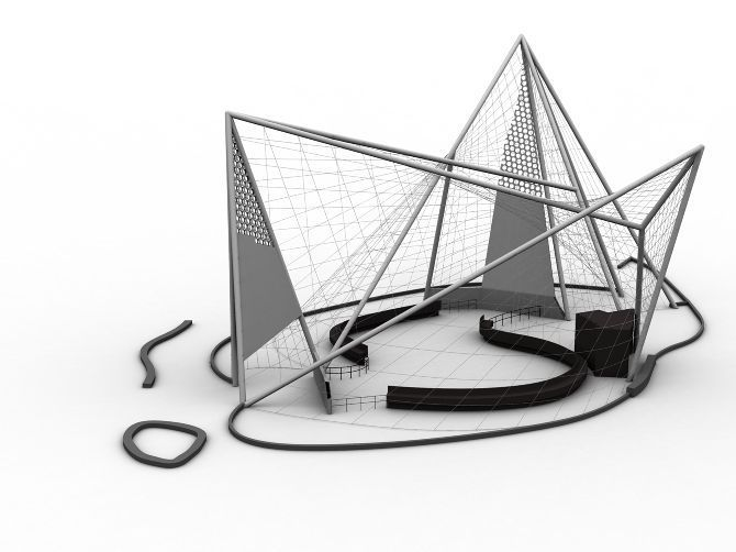 """El """"poema electrónico"""" de Xenakis y Le Corbusier …"""