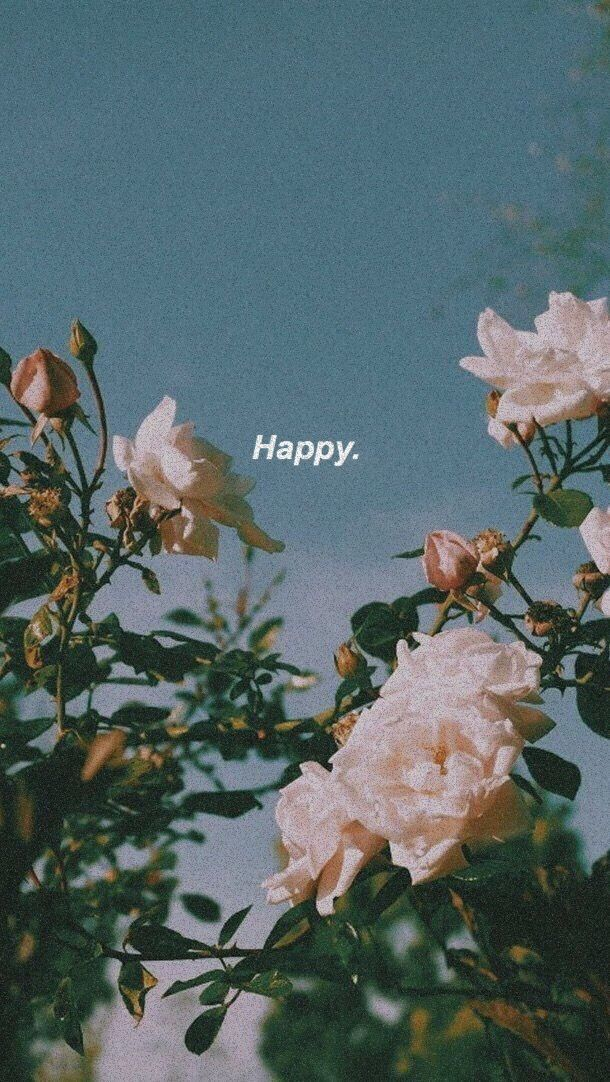 Floral Iphone Wallpaper Quote Pin By Gabbie On Flowers In 2019 Aesthetic Iphone