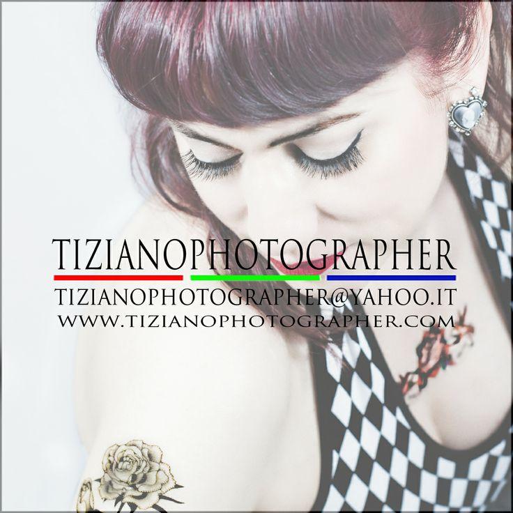 www.Tizianophotographer.com Professional Portraits & more ... Photographer - Tiziano Valeno Makeup & Hair - Sonia Passarelli