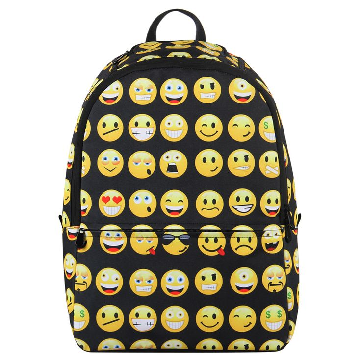 17 Best ideas about Emoji Backpack on Pinterest | Emoji for hug ...