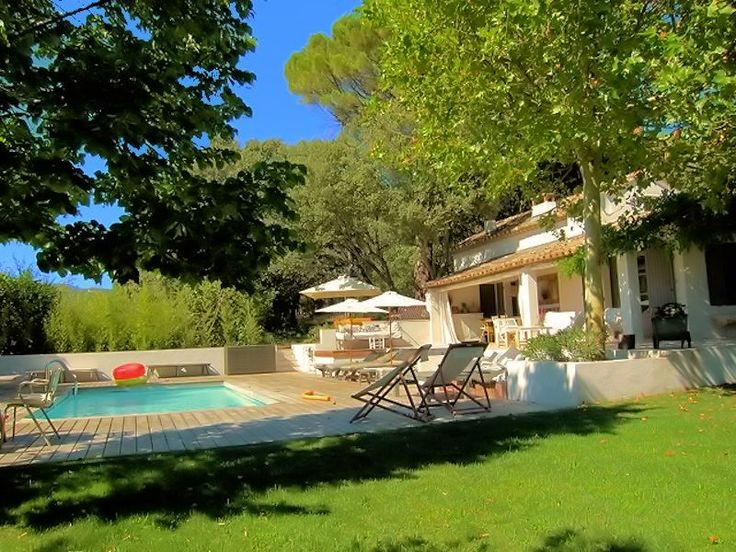 9 best MAISONS A VENDRE FRANCE images on Pinterest France, Open - location maison avec piscine dans le var