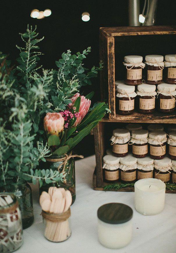 TEGAN + JORDAN // #favours #jam #DIY #wedding #inspiration #gifts