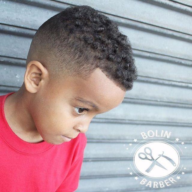 Mixed race boys haircuts