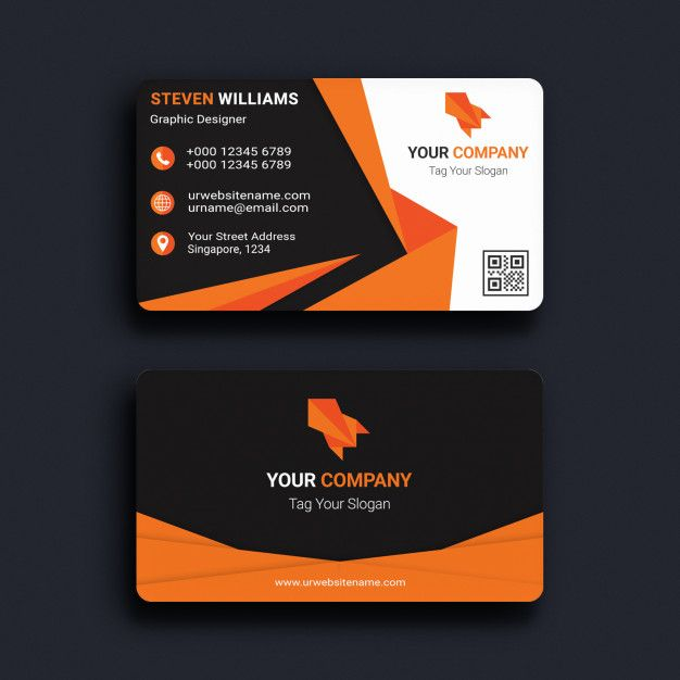 Freepik Graphic Resources For Everyone Business Cards Vector Templates Modern Business Cards Business Card Psd