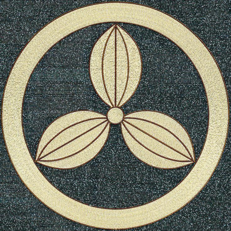 Japanese Family Crests design