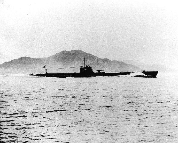 I-68 - Kaidai type submarine - Wikipedia, the free encyclopedia