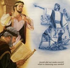 King Josiah - A Man of Action