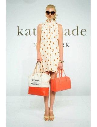Kate Spade New York Polka Dot DressYork Spring, Katespadess1201Jpg 635954, Polka Dots, Fashion Style, Spade Spring, New York, Eating Cake, Spring 2012, Kate Spade
