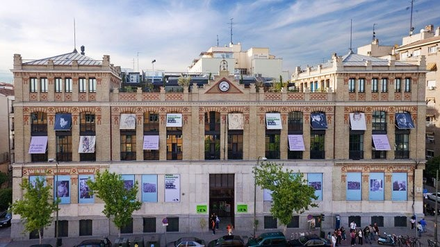 La Casa Encendida La Casa Encendida: this socio-cultural centre not only opens the doors of its terrace to experimental music concerts and summer film cycles but also invites Madrilenians and visitors alike to watch the sun set over the capital - 22 min subway