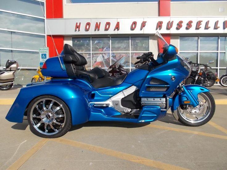 Yamaha Motorcycle Trikes Houston Texas