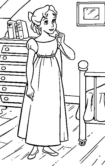 wendy coloring pages - photo#12