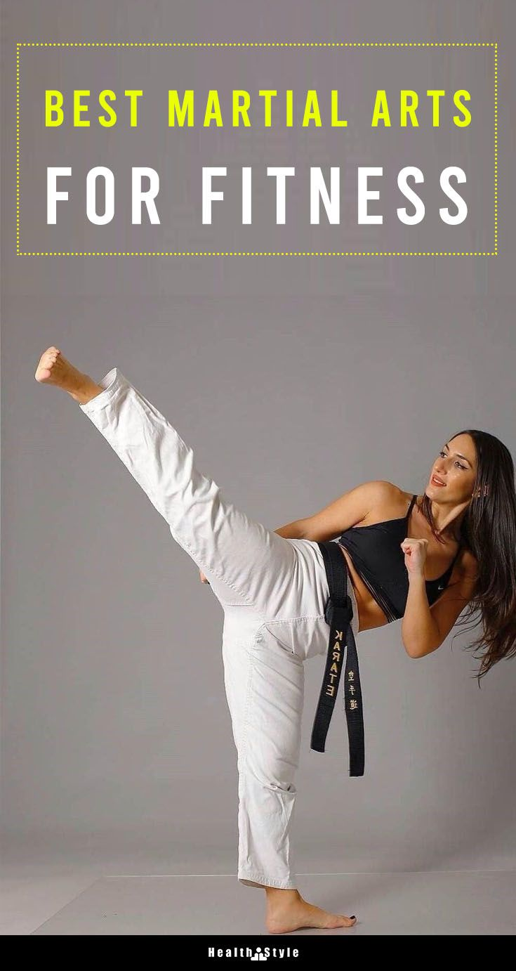 Best Martial Arts For Fitness You Should Try Martial Arts Workout Best Martial Arts Martial Arts Training