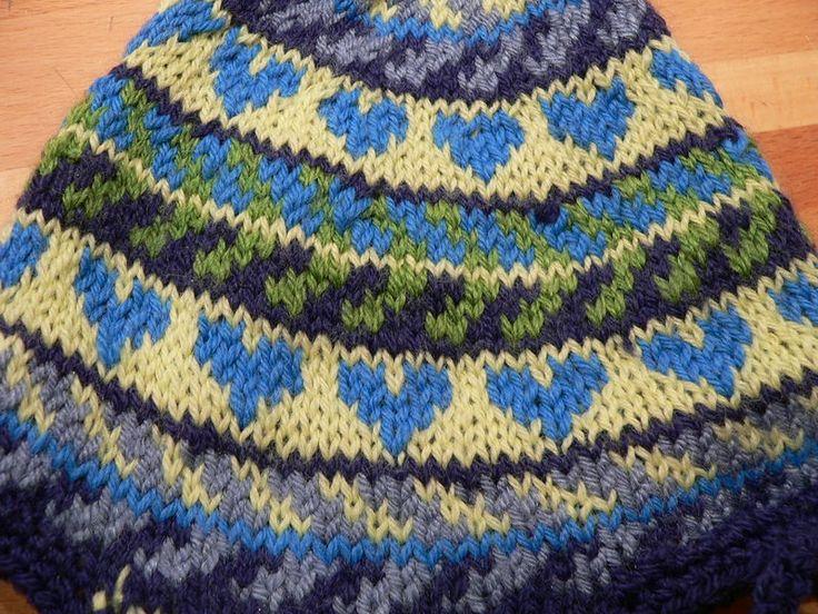 52 best FAIR ISLE images on Pinterest   Knitting charts, Fair ...