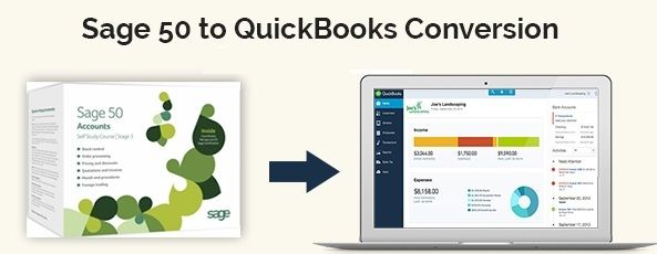 We offer Sage 50 to Quickbooks Conversion with including Sage 50 to QuickBooks Data Migration services. #accounting #Financial #Business