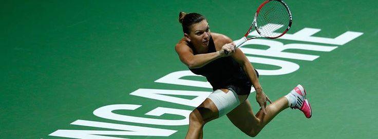 Simona Halep va avea un nou staff tehnic din 2015 - Stiri Braila ...