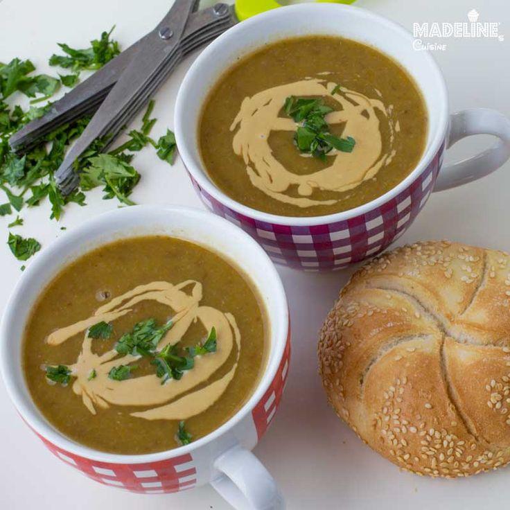 Cea mai buna supa crema de linte / Best lentils cream soup ever