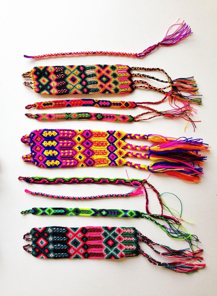 pulseras hippie chic, playa del carmen, soy tendencia