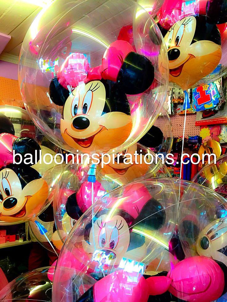 "Balloon Inspirations has WoW us.  Eenie ""MINIEE"" Miney Mo  Thank You Bibilycious. X"