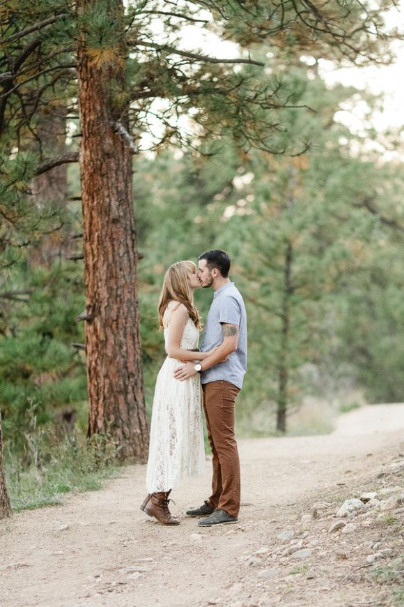Rustic Picnic Engagement Connie Dai Photography