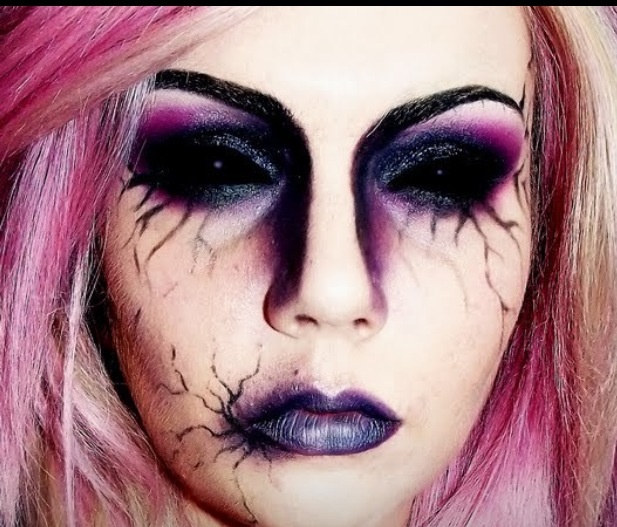 87 best gothic makeup images on Pinterest | Gothic makeup ...