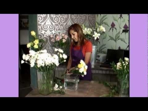 17 Mejores Ideas Sobre Arreglos Florales Grandes En