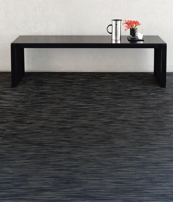 Black Rib Weave #Chilewich Now At #Sisalcarpet.com Wall To Wall Modern  Flooring · Modern FlooringArea RugsWeaveRugs