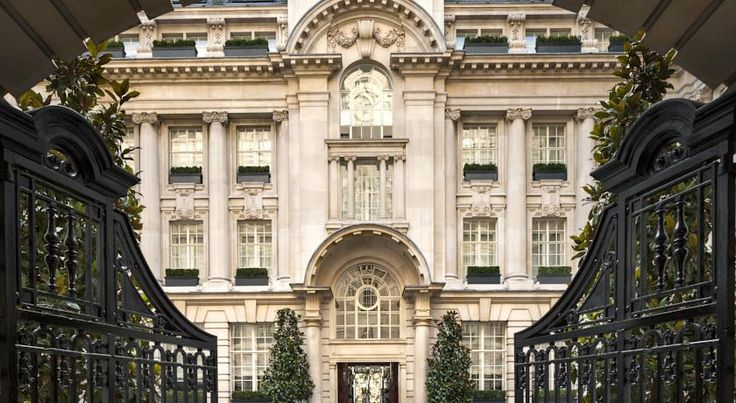 HOTEL|イギリス・ロンドンのホテル>オックスフォード・ストリートから徒歩5分です>チャンセリー コート ホテル ロンドン(Rosewood London)