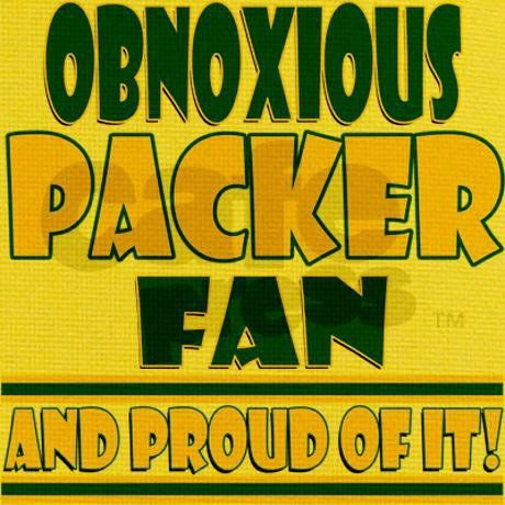 Got to love the packers!!!! <3