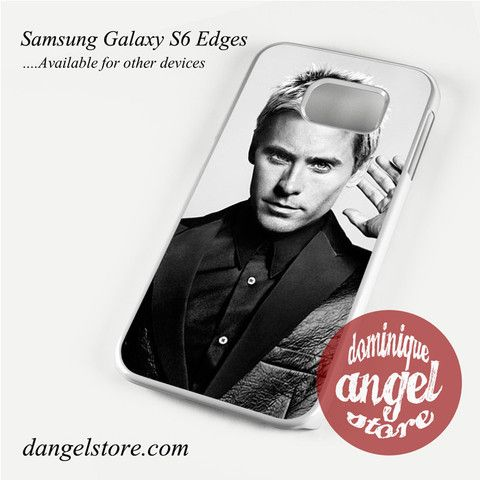 Jared Leto Main Vocal 30STM Phone Case for Samsung Galaxy S3/S4/S5/S6/S6 Edge