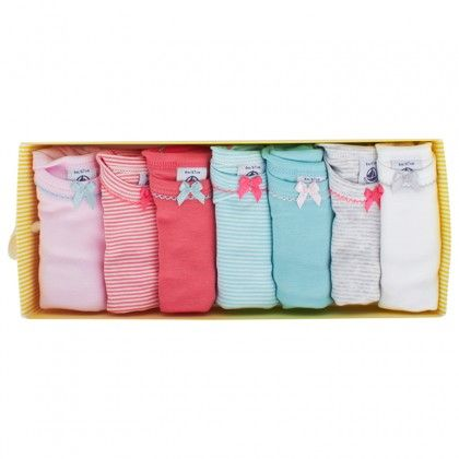 Pack of 7 Multi-Colour Bodies
