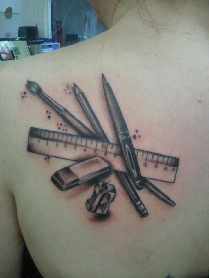 Artist Tattoo!