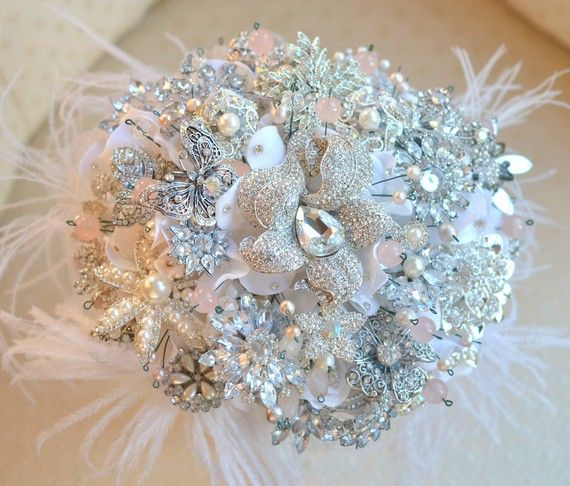 wedding bouquet bling 12 best images about brooch bouquets on 8443