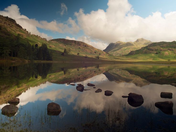 Blea Tarn, Lake District by Chris Rodrigues - Photo 78907835 / 500px