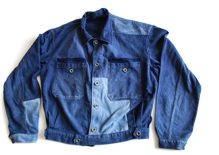 French patched workwear online !