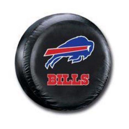 NFL Buffalo Bills Tire Cover, Multicolor