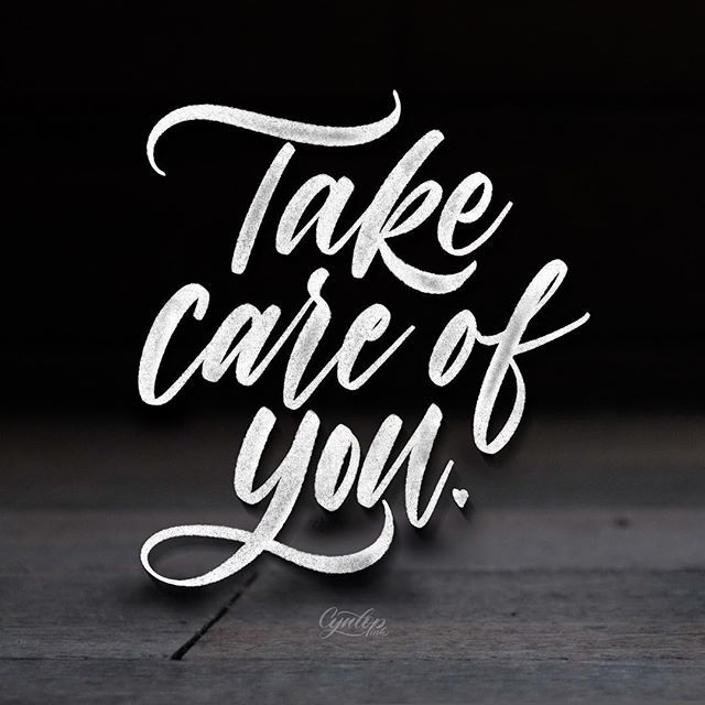 Take care of you #createinspirepositivity .  APP USED: #Procreate App BRUSH USED: @cynlopink Chalky Freestyle Brush Texture set #clbrushes :::link in profile to shop:::: Using 12.9 iPad Pro second gen Apple Pencil . . . . . . . . #ipadlettering #typespire #digitallettering #handmadefont #procreatelettering #thedailytype #typematters #goodtype @goodtype #strengthinletters #brushtype #brushlettering #typelove #scriptlettering #designspiration #tyxca #handlettered #handlettering #handmade…