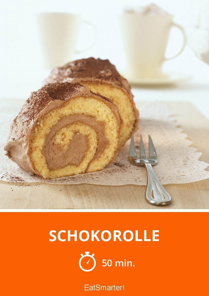 Schokorolle - smarter - Zeit: 50 Min.   eatsmarter.de