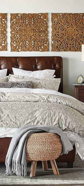 Paisley Duvet Cover | Bedding