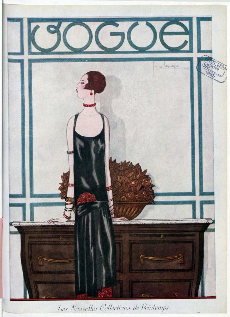 Image Result For Front Cover Of Vogue Magazine September French National Library Public Domain