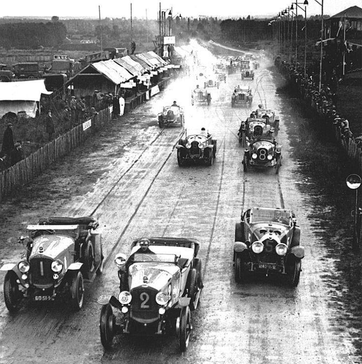 Le Mans 1923 & Le Mans 1924 - SPEED