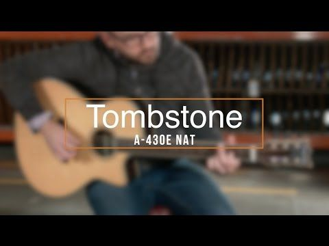 Tombstone by LTD A-430E NAT quick playing demo.