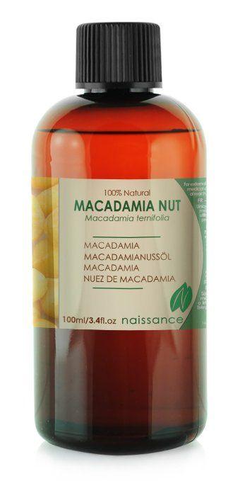 Macadamia Oil - 100% Pure - 100ml