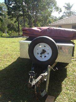 GIC Outback Camper Trailer | Campervan | Gumtree Australia Noosa Area - Cooroy